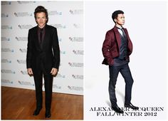"The Derek's Blog: John Hawkes en Alexander McQueen - ""The Sessions"" London Premiere"