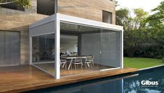 Receive your free design and consultation within 7 days for our industry leading Louvre Pod. The bioclimatic pergola is a trend setting product. Deck With Pergola, Cheap Pergola, Backyard Pergola, Patio Roof, Pergola Kits, Gazebo, Pergola Roof, Covered Pergola, Pergola Ideas