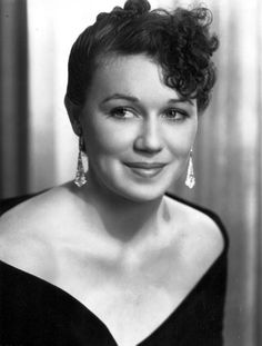 Jeanette Nolan Wife of actor John McIntire. Radio actress, film and tv actress. B:December Hollywood Glamour, Hollywood Actresses, Classic Hollywood, Old Hollywood, Actors & Actresses, Classic Actresses, Classic Films, Celebrities Who Died, Celebs