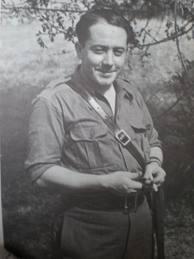 Spain - 1936. - GC - El comunista Enrique Castro Delgado es nombrado comandante del 5º Regimiento de Milicias Populares.