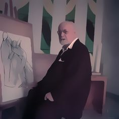 """An artist is an explorer. He has to begin by self-discovery and by observation of his own procedure. After that he must not feel under any constraint.""  – Henri Matisse, French, painter"