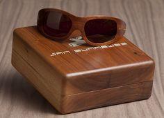 New Discovery Jan Gunneweg Wood Eyewear