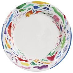 Gien - 'Passion' Collection - Dinner Plate, s/4 / 4 Assiettes plates