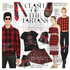 Clash of the Tartans on Polyvore