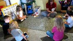 Preschool Circle Time the Shape Song
