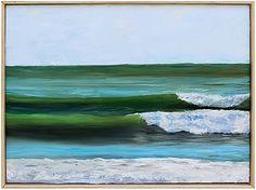 Emerald Surf 2 by John Bucklin