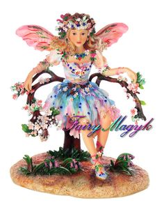 Christine Haworth Faerie Poppet Queen Of The May