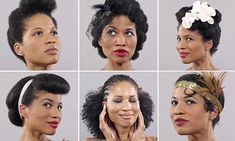 Time-lapse video reveals a century of afro-textured hairstyles