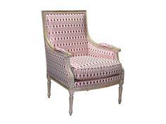 Lillian August for Hickory White Exeter Chair LNALA1103C from Walter E. Smithe Furniture + Design