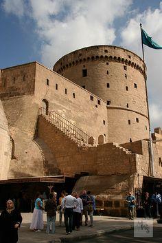 The Saladin Citadel of Cairo (Arabic: قلعة صلاح الدين Qalaʿat Salāḥ ad-Dīn) is a medieval Islamic fortification in Cairo, Egypt