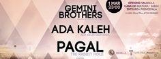 PAGAL   ADA KALEH   GEMINI BROTHERS