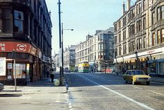 Glasgow in the 1960s, 70s & 80s - Around The City Vol 1