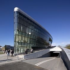 Ice Kraków Congress Centre / IEA + Arata Isozaki & Associates