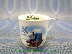 Portmeirion Thomas And Friends Single Handled Mug Boxed