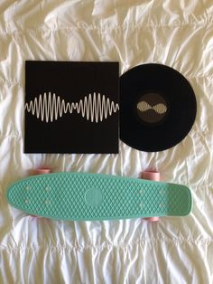 Arctic monkeys and penny boards... Best combination ever