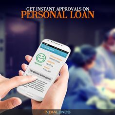 Stuck in an emergency situation? Apply for an online personal loan with IndiaLends and get an approval within a few hours of applying. https://indialends.com/borrower.aspx?utm_source=SM&utm_medium=Loan%20Approval&utm_campaign=Emergency%20Situation