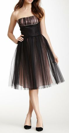 Polli Says Black Ballerina Dress