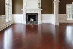 Image result for rooms with cherry wood floors