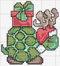 Christmas Turtle: