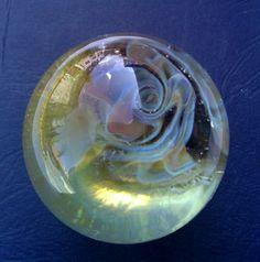 Borosilicate marbles