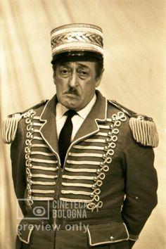 Famous Italians ~ #famousItalians #Italians #celebrities ~ Totò. Pier Paolo Pasolini. Uccellacci e uccellini. 1966