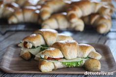 Bagel, Scones, Granola, Horns, Sushi, Food And Drink, Baking, Ethnic Recipes, Food