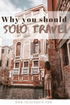 Solo traveling as a woman can be intimidating, but as I finally build the courage to do it, I felt an overwhelming feeling of independence and gratitude. Solo Travel Tips, Europe Travel Tips, Travel And Leisure, Travel Guides, Travel Destinations, Backpacking Europe, Travel Advice, Cheap Places To Travel, Places To Go
