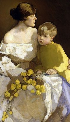 themirame: Norah Neilson Gray (British artist, 1882 - 1931)
