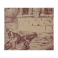Zoffany Chantemerle Le Temple De Jupiter CHP07004 Wallpaper