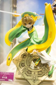 Syaoran - Sakura Cards Captors Syaoran, Sakura Kinomoto, Sailor Moon Phone Case, Card Captor, Anime Toys, Clear Card, Anime Figurines, Hello Kitty, Anime Merchandise