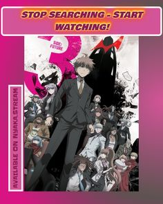 Watch Danganronpa 3: The End of Kibougamine Gakuen - Mirai-hen (Dub) Anime Online - All Episodes accessible at Nyaka until the Armageddon. Streaming subbed Anime for you to enjoy since forever!