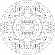 bddesigns free coloring page easter kleurplaat pasen cookie stencils pinterest free coloring adult coloring and easter