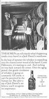 Jack Daniel's Warehouse 1970 Ad Picture