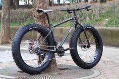 The Surly Moonlander Bike