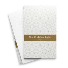 """Cuaderno para bosquejos proporcionados """"The Golden Rules"""" [Le Corbusier, Rem Koolhaas ] - Noticias de Arquitectura - Buscador de Arquitectur..."""