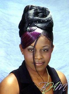 Side swoop updo glamorous pinterest updo hair and hairstyles updo hair styles blackhairmedia pmusecretfo Gallery