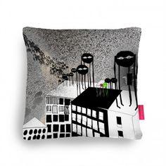 The Arrival Cushion
