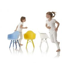 kids mid century eames style chair