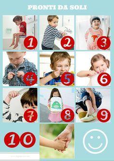 Come risparmiare tempo la mattina in 10 mosse per bambini