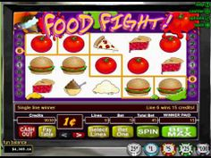 Food Fight w/ $20 No Deposit Bonus @ Casino Titan ♥USA Players♥