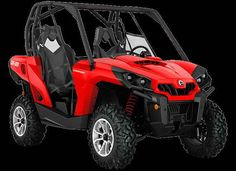 """New 2016 Can-Am Commanderâ""""¢ DPSâ""""¢ 800R ATVs For Sale in Michigan. Get the flexibility to customize your machine the way you want it, with the control of the Tri-Mode Dynamic Power Steering (DPS). Dimensions: - Wheelbase: 75.8 in. (192.4 cm) Operational: - Shocks: Motion Control"""