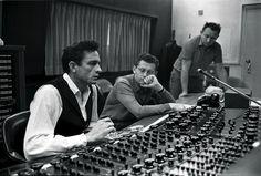 Johnny Cash in the Studio 1965