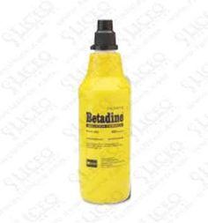 BETADINE 10% SOLUCION TOPICA 1 FRASCO 125 ML