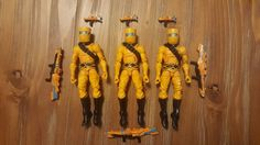Marvel Legends AIM Soldiers Lot of 3 Action Figures Hydra SHIELD Army Build