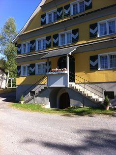 tweede stop, B&B Gmündmühle.