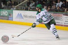 2015 Early Departures: North Dakota's Jordan Schmaltz signs with St. Louis