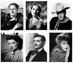 Hollywood Movie Star Photos