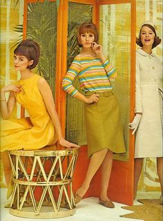 From Seventeen, March 1962