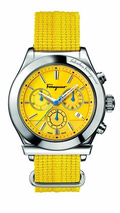 Ferragamo #yellow