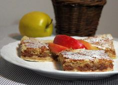 Sypaný jablčník • recept • bonvivani.sk
